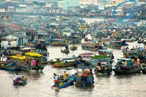 Tour Du Lịch Miền Tây 1 Ngày: Chợ Nổi Cái Bè – Vĩnh Long