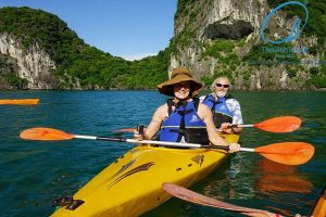 Cheo Thuyen Kayak Toursinhcafe