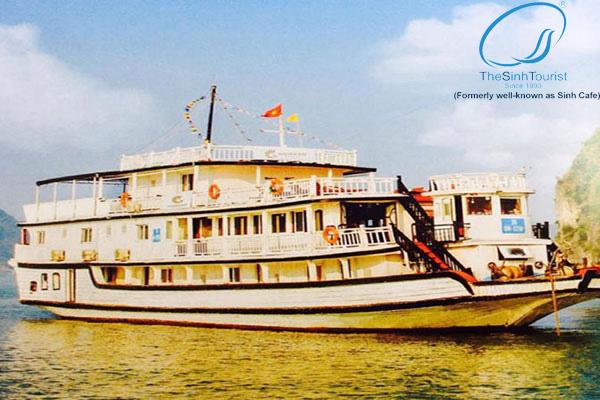 Tour Du Thuyền Hạ Long Golden Bay Cruise 3 ngày 2 đêm