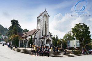 Tour Du Lịch Sapa 2 Ngày 3 đêm  : Sa Pa – Hàm Rồng – Lào Cai