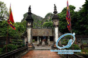 Lang Dinh Tien Hoang Hoa Lu Ninh Binh
