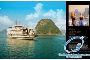 Golden Bay Cruise 2 Ngay 1 Dem Tour Gia Sinh Vien Gia Re