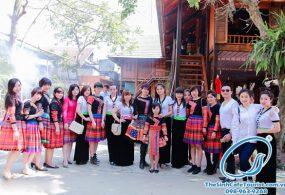 Du Lịch Mai Châu – Mộc Châu Arena Resort 3 Ngày 2 đêm
