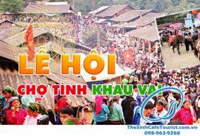 Tour Du Lịch Chợ Tình Khâu Vai Hà Giang 3 Ngày 2 đêm