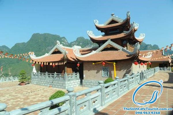 du lịch chùa Bản Giốc