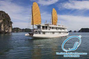 Tour Du Thuyền GOLDEN LOTUS CRUISE 2 Ngày 1 Đêm