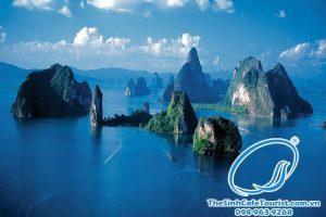 Tour Du Lịch Hạ Long Cát Bà 3 Ngày 2 đêm ( 1 đêm Tàu + 1 đêm Khách Sạn )