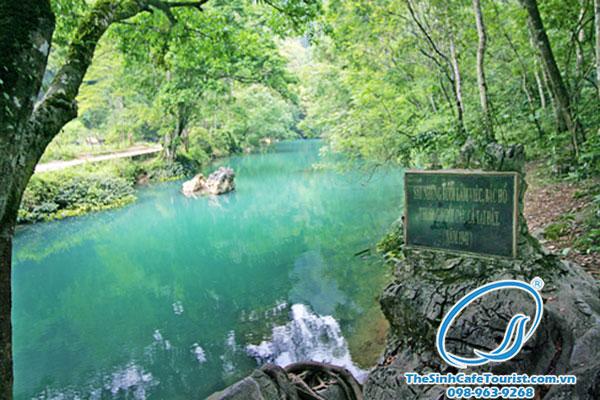 Du lịch 2 ngày 1 đêm nên đi đâu - Hồ Ba Bể