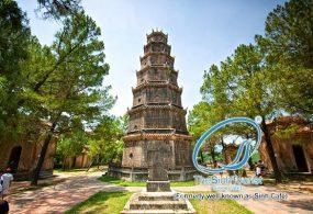 Kham Pha Ngoi Chua Thien Mu