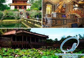 Lang Vua Trieu Nguyen Tour Hue 1 Ngay
