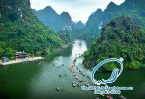 Ninh Binh Trang An