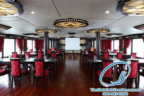 Tour Du thuyền Imperial Classic Cruise 2 ngày 1 đêm