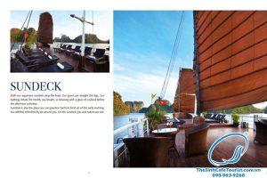 Tour Du Thuyền Apricot Cruise 2 Ngày 1 Đêm – Hạ Long