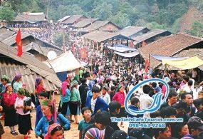 Tour Du Lịch Hà Giang Giá Rẻ – Chợ Tình Khâu Vai