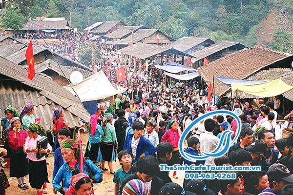 Địa điểm du lịch miền bắc 2 ngày - Hà Giang mùa nước đổ