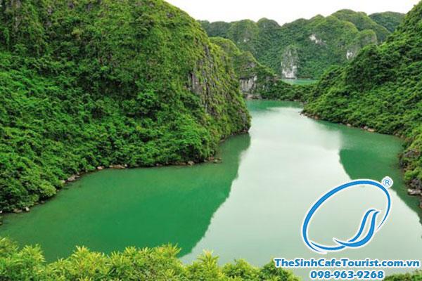 Tour du lịch Cát Bà 2 ngày 1 đêm bằng tàu Cao Tốc