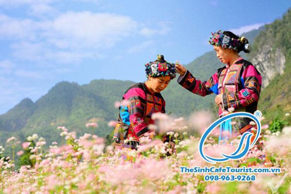 Tour du lịch Hà Giang 3 ngày 2 đêm khởi hành sáng thứ 6 hàng tuần