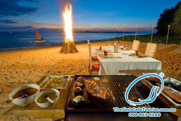Tour du lịch đảo Thanh Lân 3 ngày 2 đêm