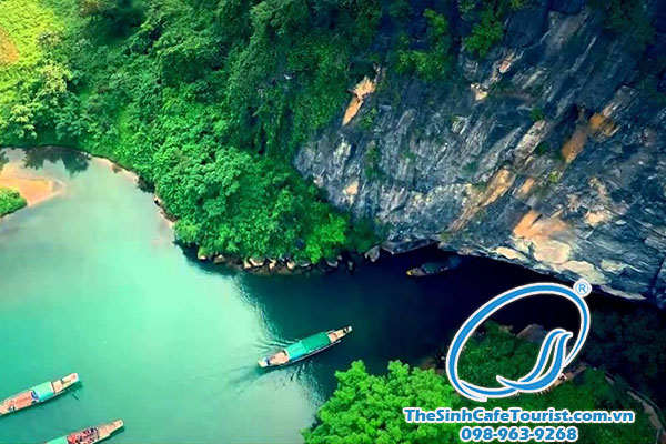 Tour du lịch Động Phong Nha 1 ngày