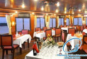 Tour Du Lich Du Thuyen Majestic Halong Bay Cruise3
