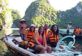Tour Du Lịch Hạ Long Tuần Châu 3 Ngày 2 Đêm ( 1 Đêm Tàu + 1 Đêm Khách Sạn )