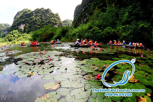 Tour du lịch Hoa lu Trang An 1 ngày