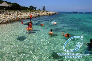 Tour Du Lịch Tham Quan 4 Đảo Nha Trang 1 Ngày