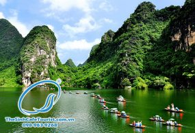 Tour Du Lịch Tràng An Bái Đính – Hoa Lư – Tam Cốc 2 Ngày 1 đêm