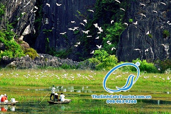 Tour du lịch Vân Long Kênh Gà