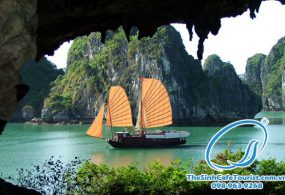 Tour Ha Long 1 Ngay Luxury