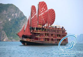 Tour Ha Long Imperial Classic 3 Ngay 2 Dem1