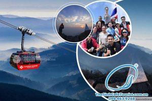 Tour Du Lịch SaPa Cáp Treo Fansipan 3 Ngày 3 đêm