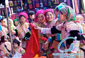 Tour Sapa Bắc Hà Hoàng Su Phì Hà Giang 5 Ngày 4 đêm
