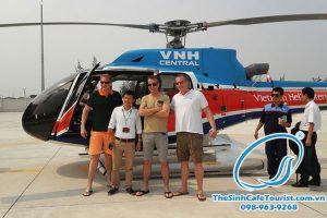 Tour Trực Thăng Đà Nẵng Hàng Ngày