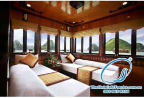 Tour Du Thuyen Ha Long Golden Lotus Cruise1