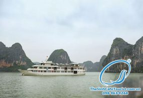 Du Thuyền Hạ Long La Vela Premium Cruise 2 Ngày 1 đêm