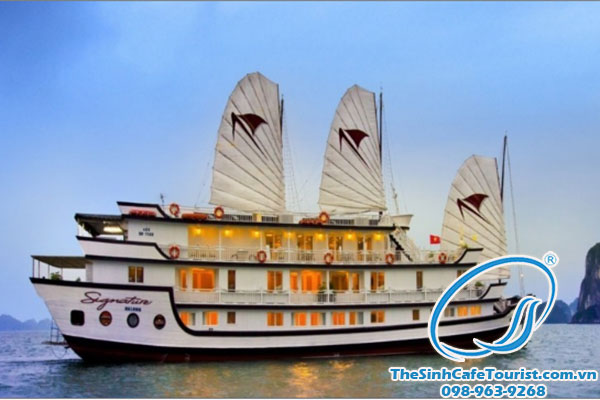 du-thuyen-ha-long-signature-cruise-5-sao-gia-re