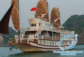Halong Flamingo Cruises 2 Ngày 1 đêm