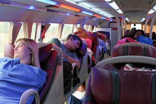 xe open bus