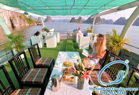 Tour Deluxe Ha Long 1 Ngay