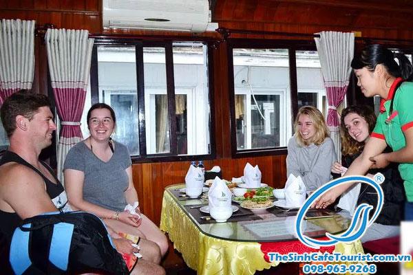 Tour Du Lịch Hà Nội Quảng Ninh bằng du thuyền
