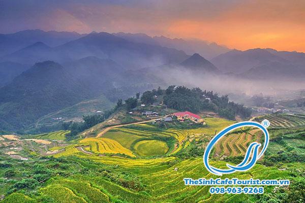 Tour du lịch SaPa Hà Khẩu 2 ngày 3 đêm