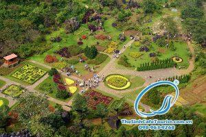 Tour Du Lịch Sapa Hà Khẩu 3 Ngày 4 đêm : Cát Cát – Hàm Rồng