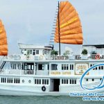 Tour Du Thuyen Ha Long Golden Lotus Cruise 3 Ngay 2 Dem 2