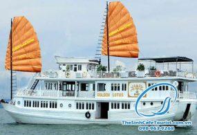 Tour Du ThuyềnGolden Lotus Cruise 3 Ngày 2 đêm