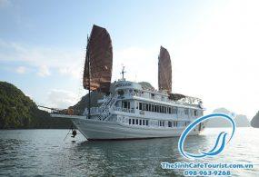 Du Thuyền Hạ Long V'Spirit Cruise 3 Ngày 2 đêm