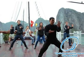 Tour Du Thuyen Ha Long Vspirit Cruise 2 Ngay 1 Dem5