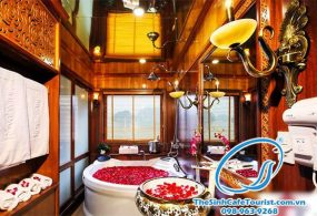 Tour Du Thuyen Halong Royal Wings Cruise Gia Re