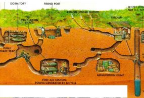 CU CHI TUNNELS MORNING GROUP  DAILY TOUR.