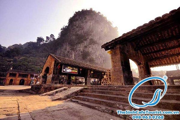 Tour The Sinh Cafe Tourist đi Hà Giang Phố Cổ Đồng Văn